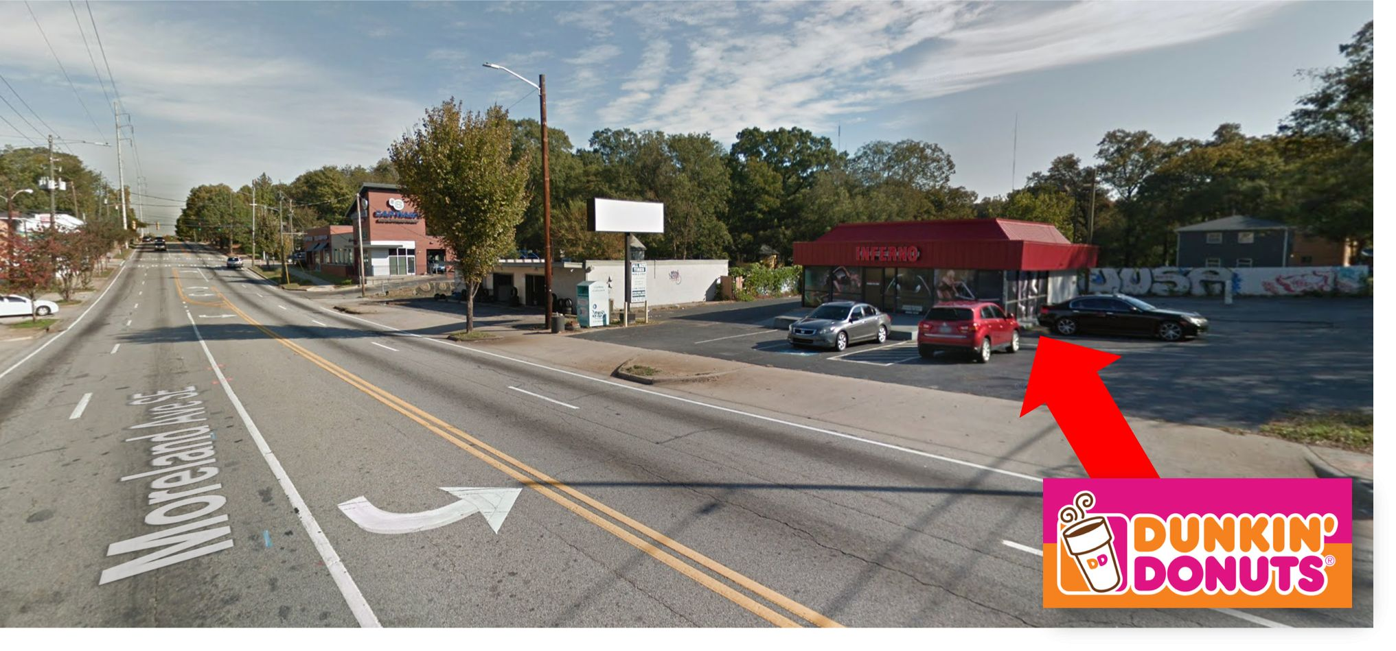 Dunkin' Donuts - 30 Moreland Avenue