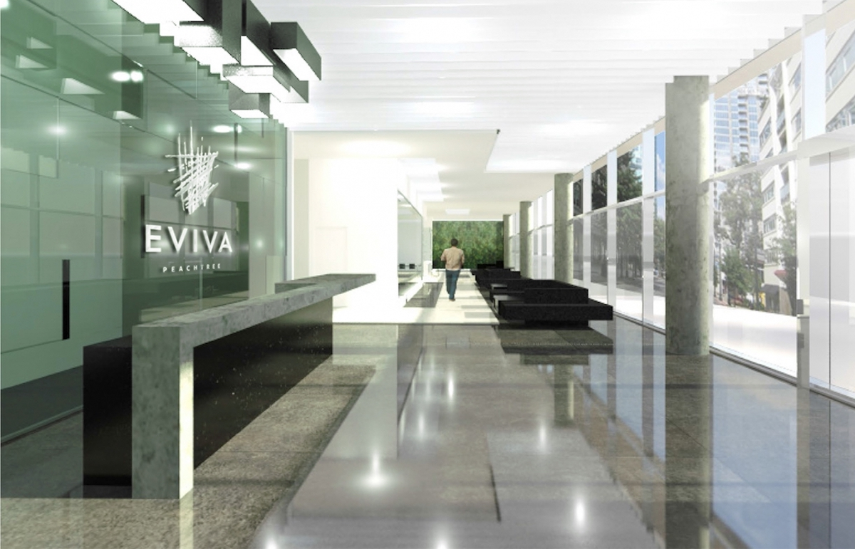 Eviva on Peachtree Rendering 1
