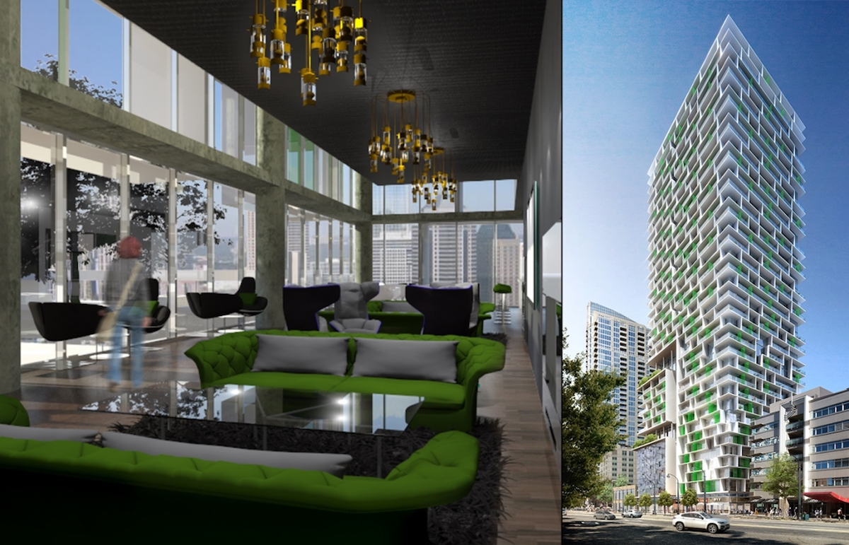 Eviva on Peachtree Rendering 2