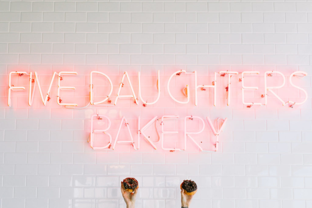 Five Daughters Bakery Store