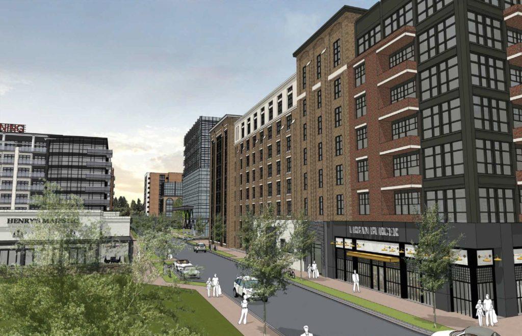 Westside Yards - Rendering 2