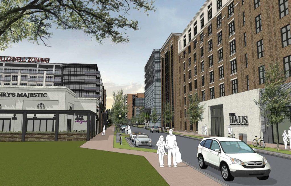 Westside Yards - Rendering 3