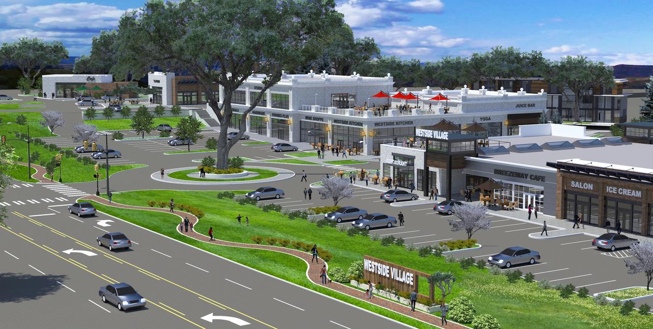 Westside Village_Overview