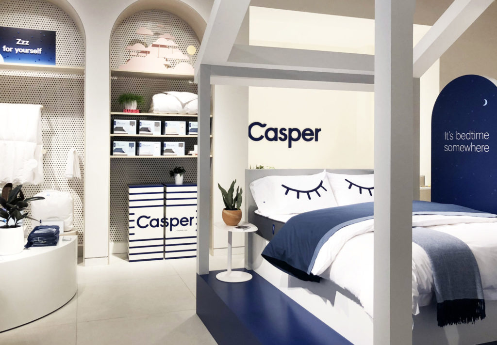 Casper Sleep Shop - Lenox Square Mall