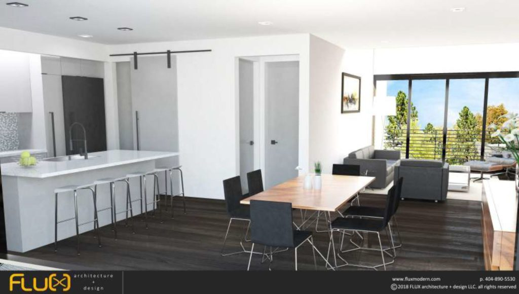 The Highland at Grant Park Rendering 3