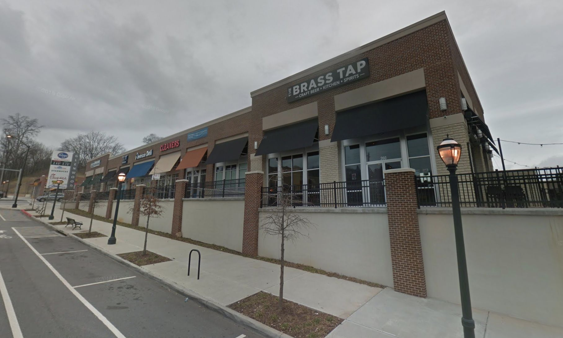 The Brass Tap Glenwood Place