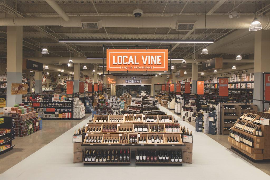 Local Vine