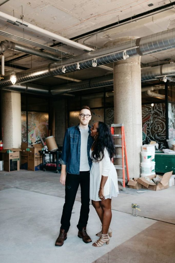 Root Baking Co Founders Chris Wilkins and Nicole Lewis
