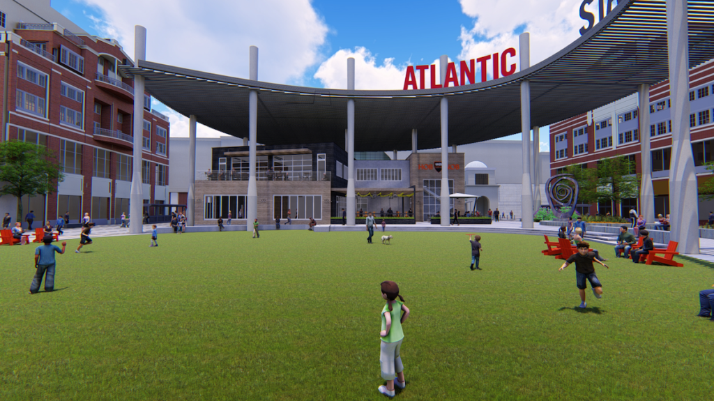 Central Park Atlantic Station Rendering 7