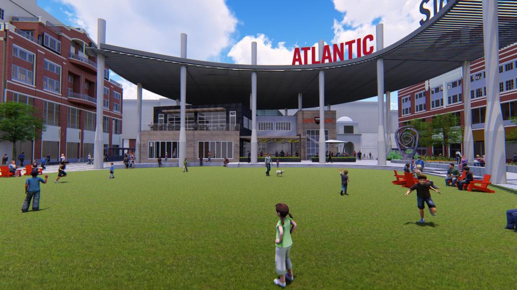 Central Park Atlantic Station Rendering 7
