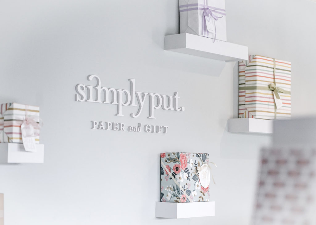 SimplyPut Paper and Gift