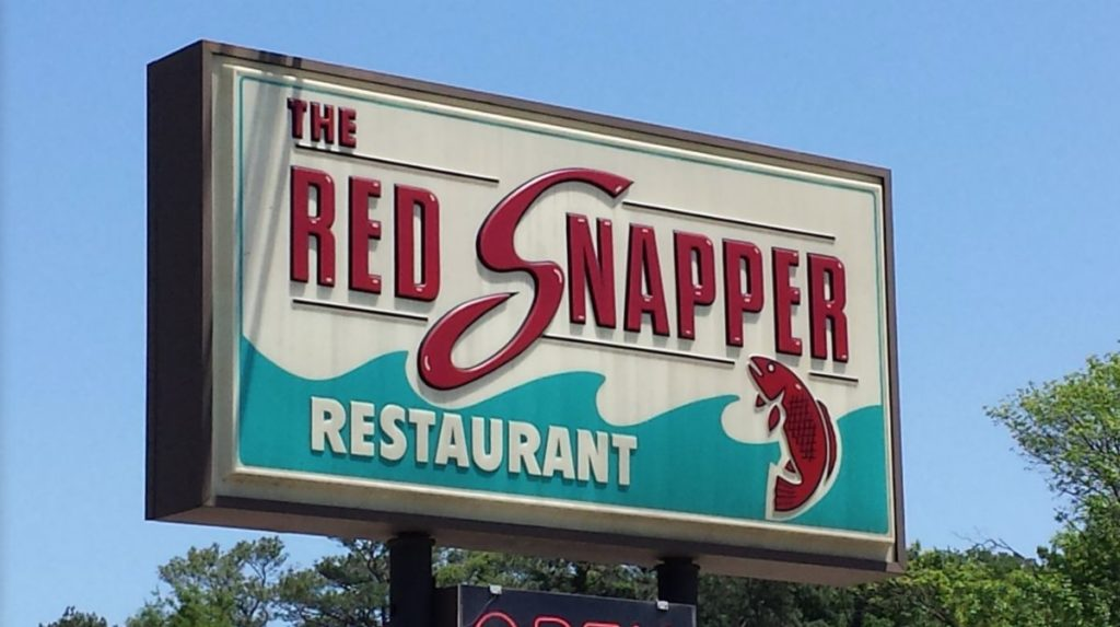 The Red Snapper Restaurant Atlanta