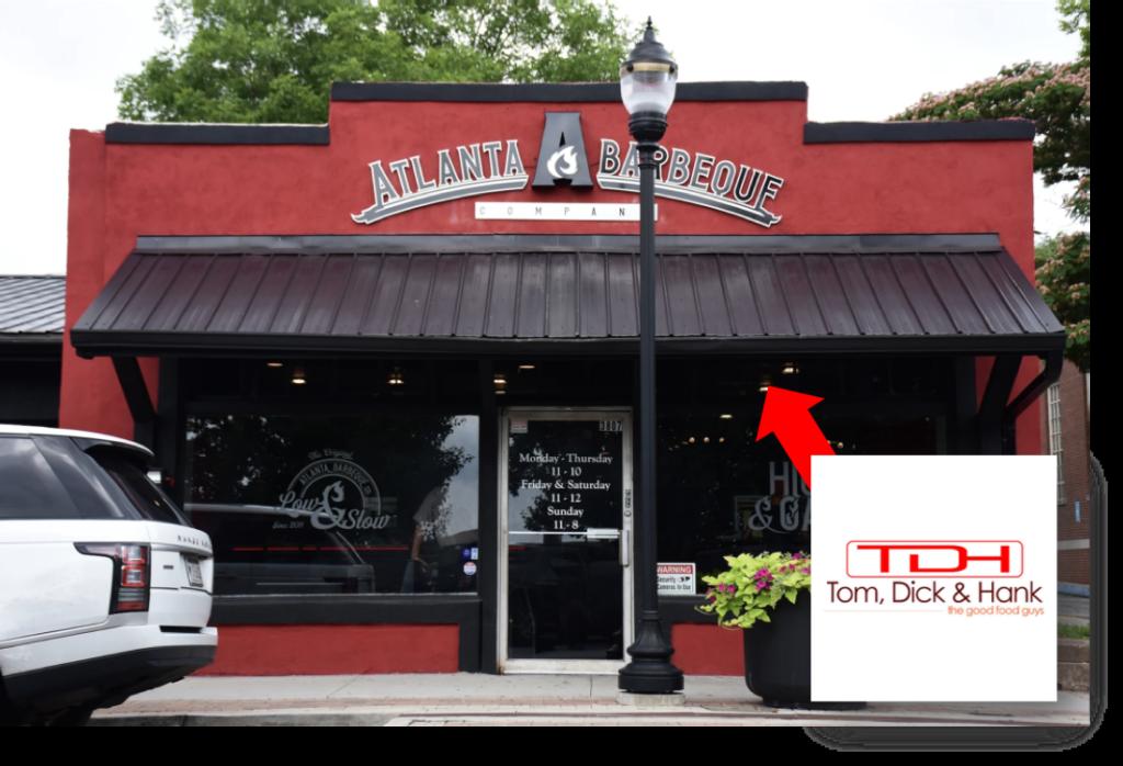 Tom, Dick, and Hank - College Park - Atlanta Barbecue Company