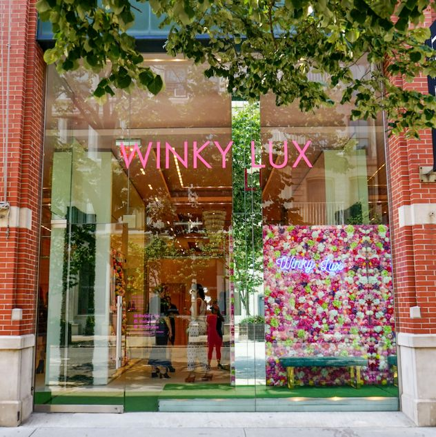 Winky Lux Lenox Square Mall Buckhead