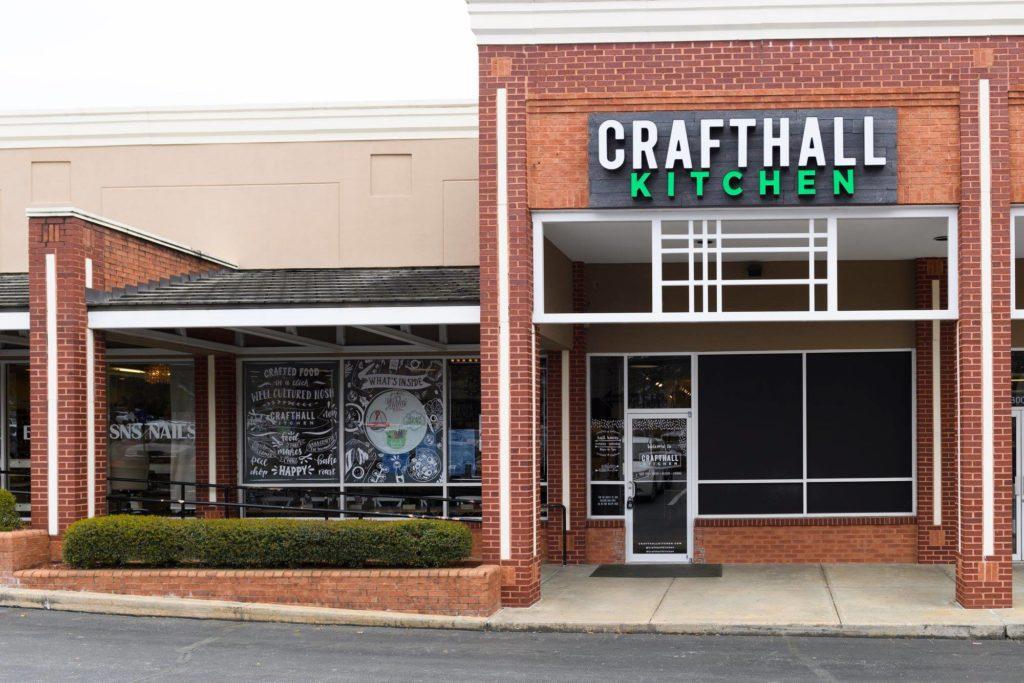 Crafthall Kitchen Sandy Springs