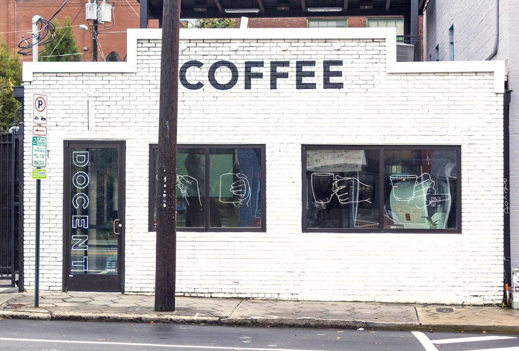Docent Coffee Atlanta 1