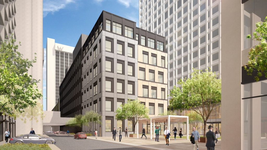 Building 300 Rendering 1 Colony Square