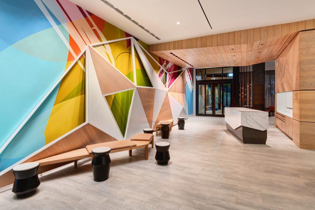 Canopy By Hilton Atlanta Midtown Lobby
