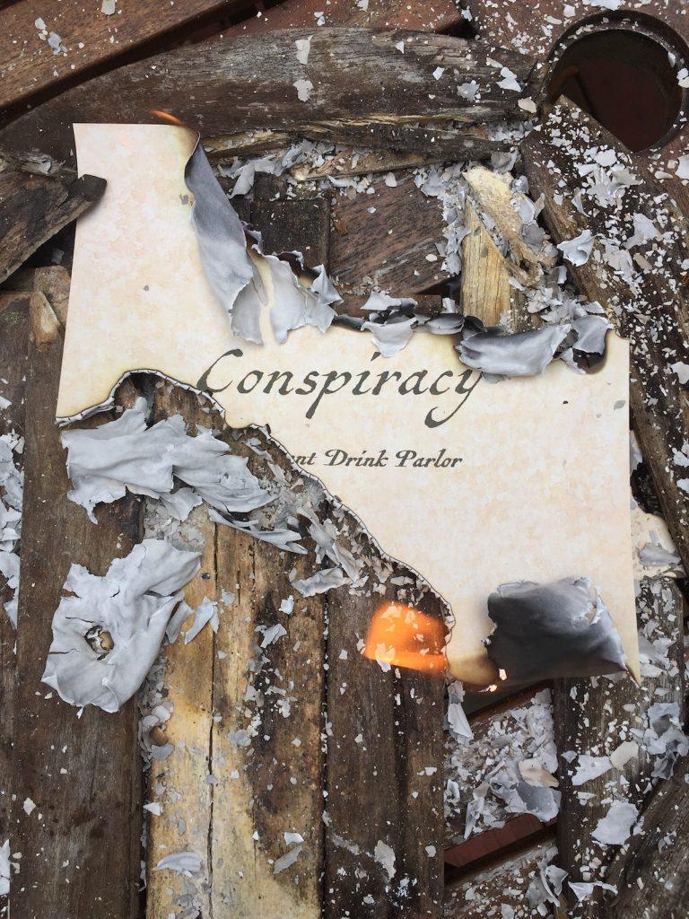 Conspiracy Drink Parlor Summerhill Atlanta