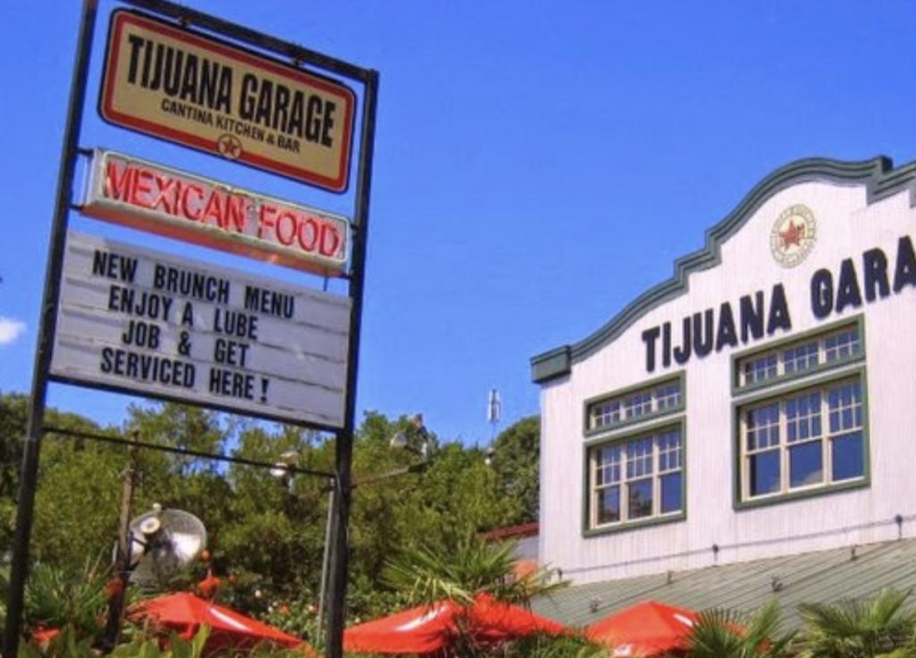 Tijuana Garage - Little Five Points - Closed
