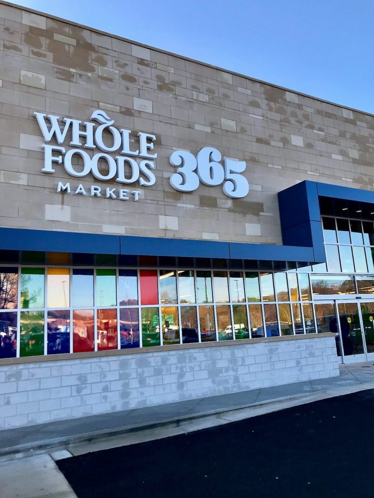 Whole Foods Market 365 Buckhead Exterior