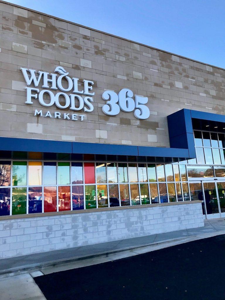 Whole Foods Market 365 Buckhead Exterior