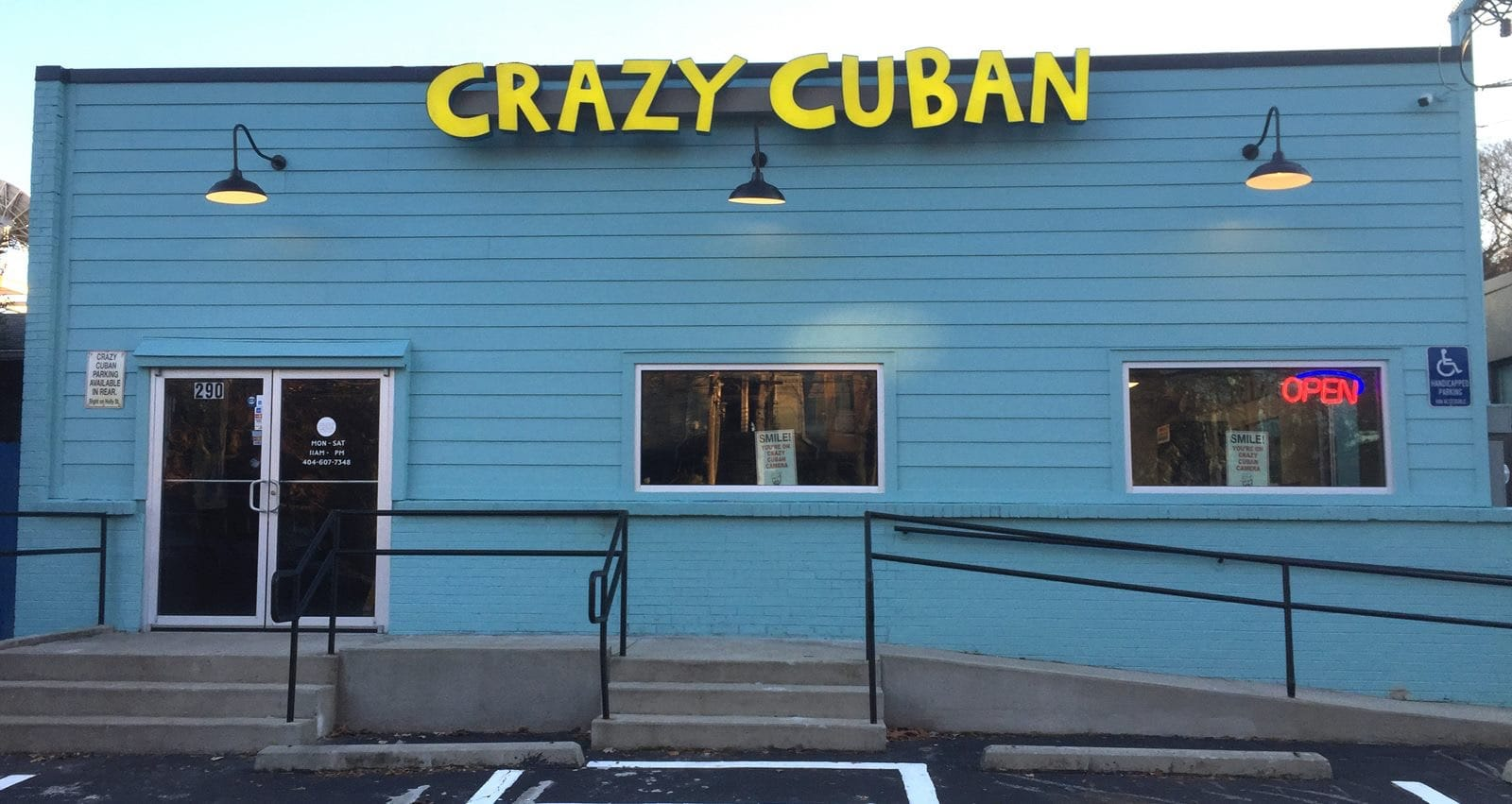 Crazy Cuban After