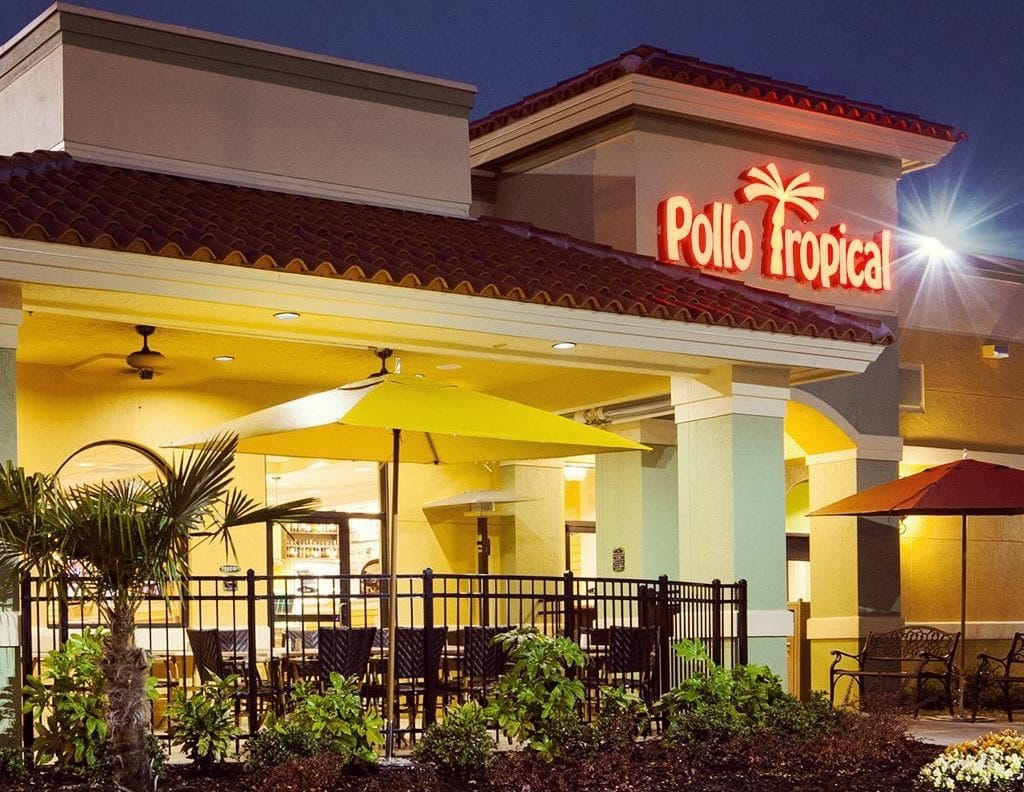 Pollo Tropical Georgia Closed
