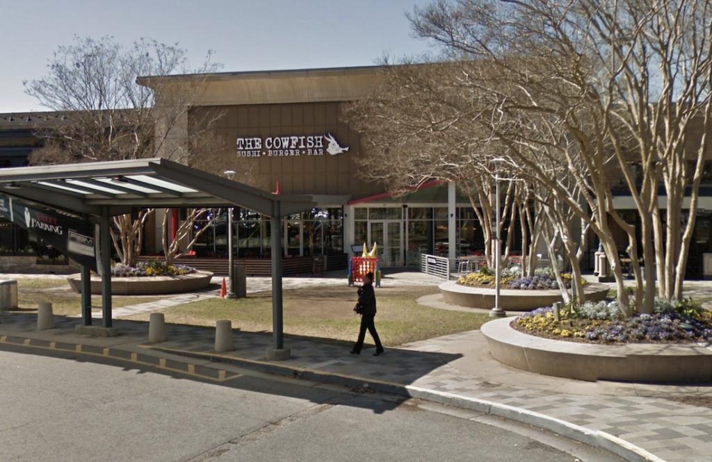 The Cowfish Burger Bar Perimeter Mall - Closed