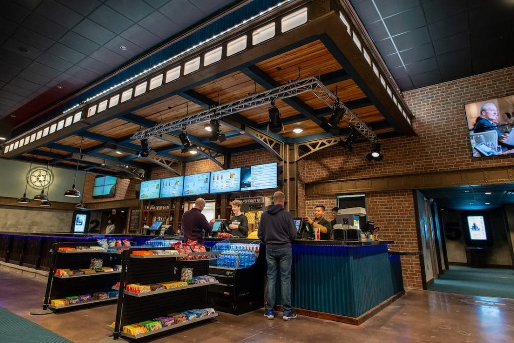 The Springs Cinema & Taphouse Reopening