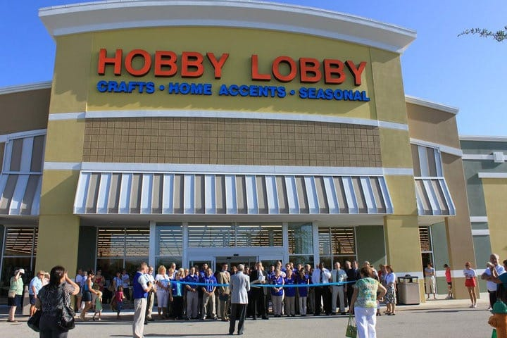 "Hobby Lobby To Replace Toys ""R"" Us in Akers Mill Square"