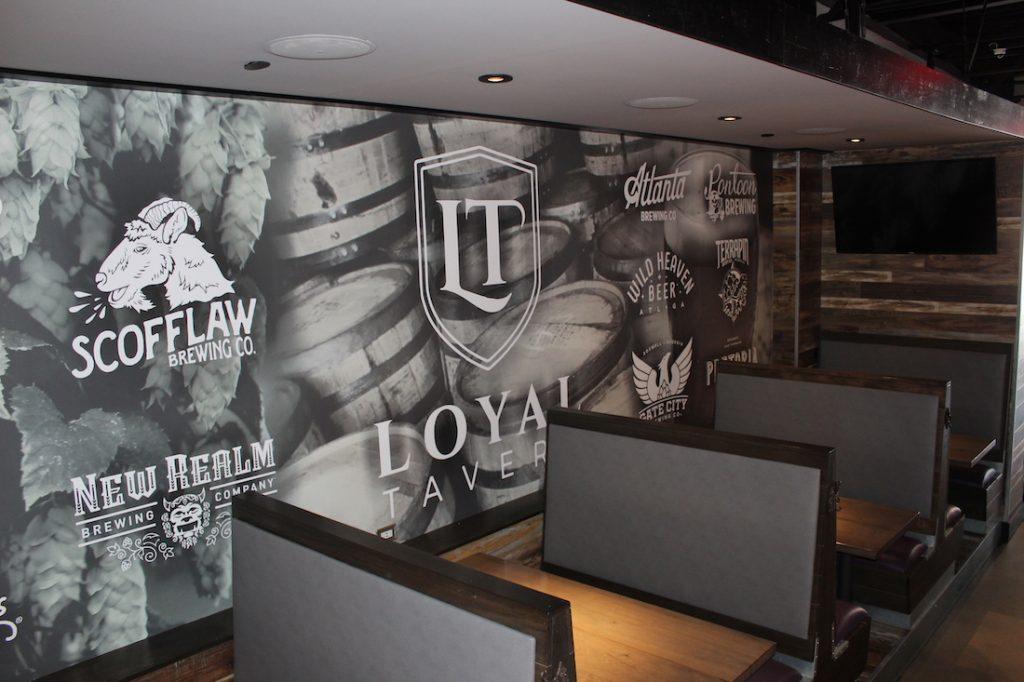Loyal Tavern - Early Interior Photo 3