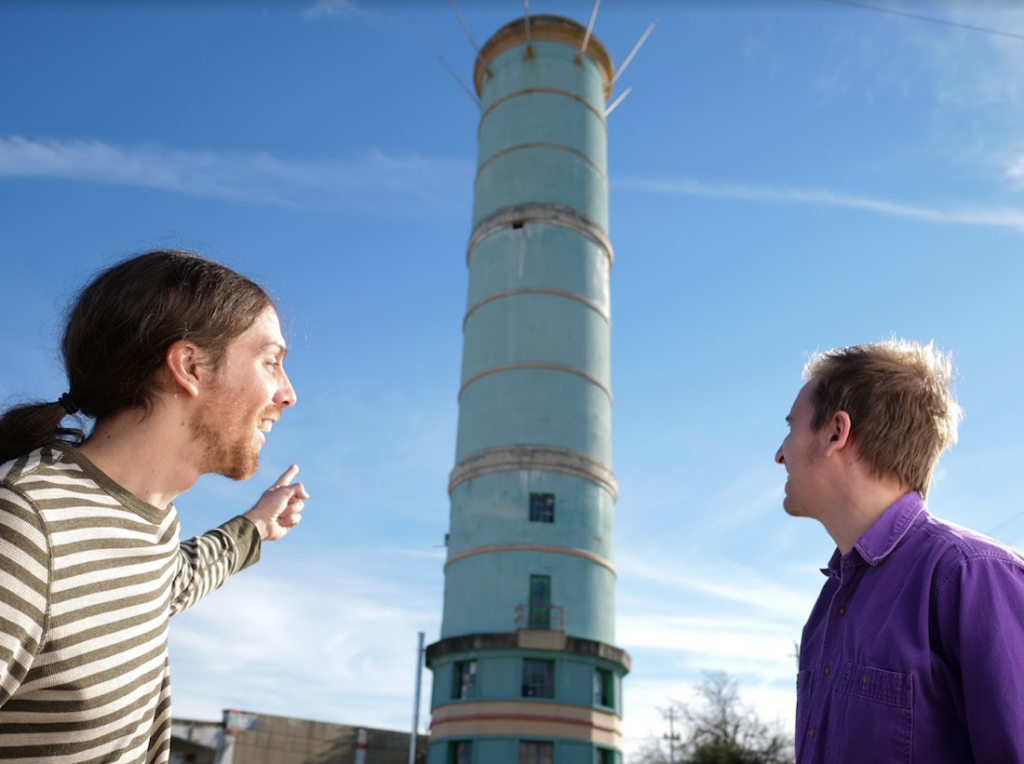 Mammal Gallery - Water Tower with Team