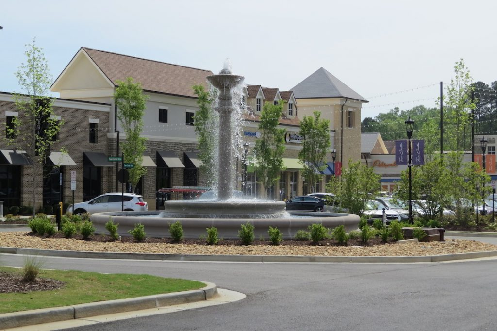 Peachtree Corners Town Center 1