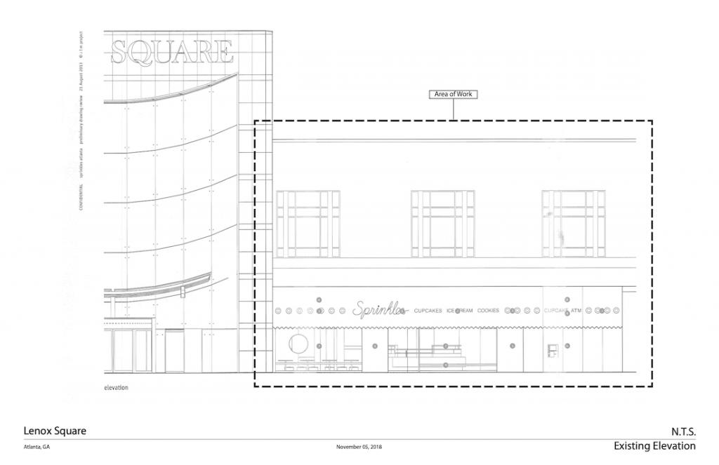 Apple Lenox Square Drawing 1