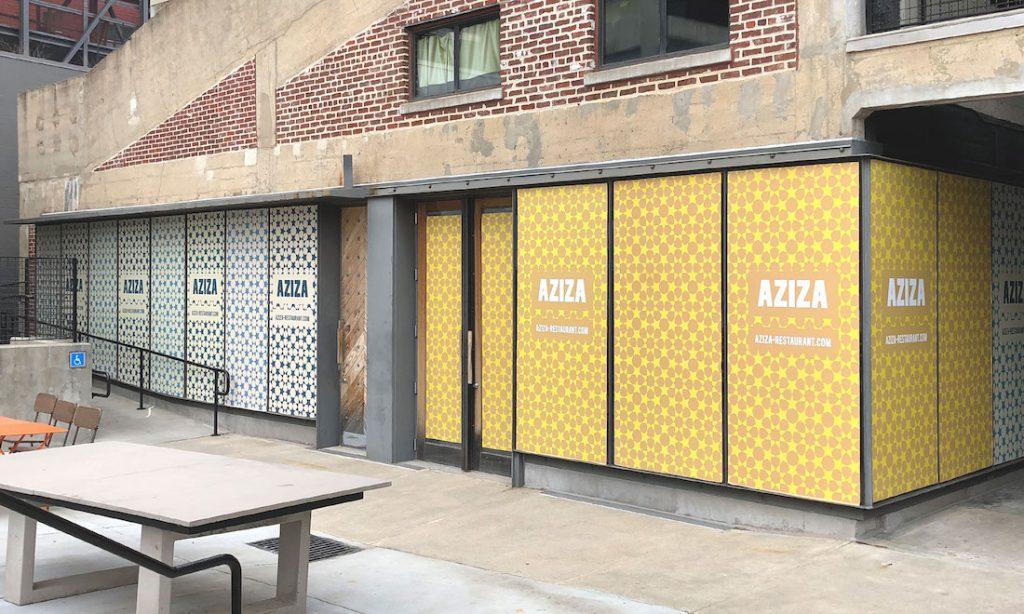Aziza Restaurant West Midtown Atlanta