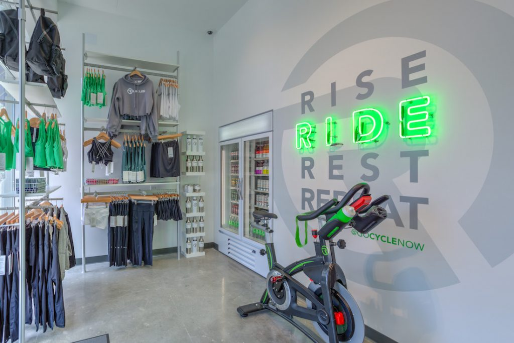Rukus Cycling Studio at Edge 1