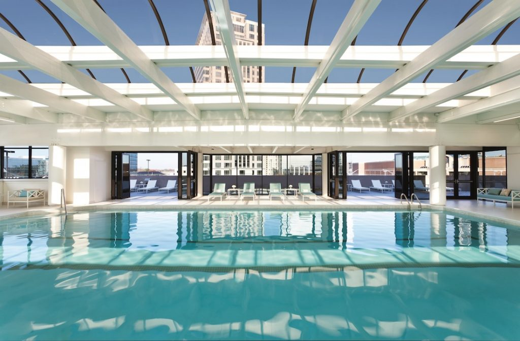 The Whitley _Indoor Pool
