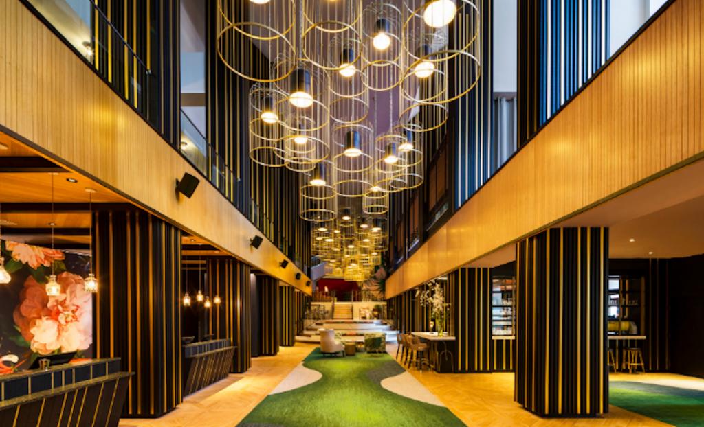 W Atlanta Midtown Hotel Renovations 1