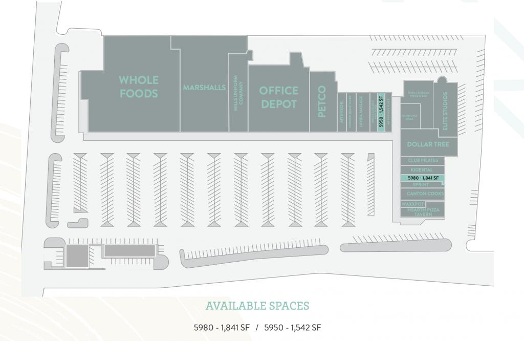 BoruBoru - Hammond Exchange Site Plan