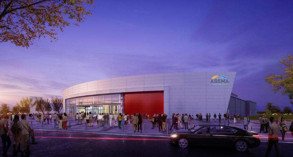 Gateway Center Arena and Fox Theatre
