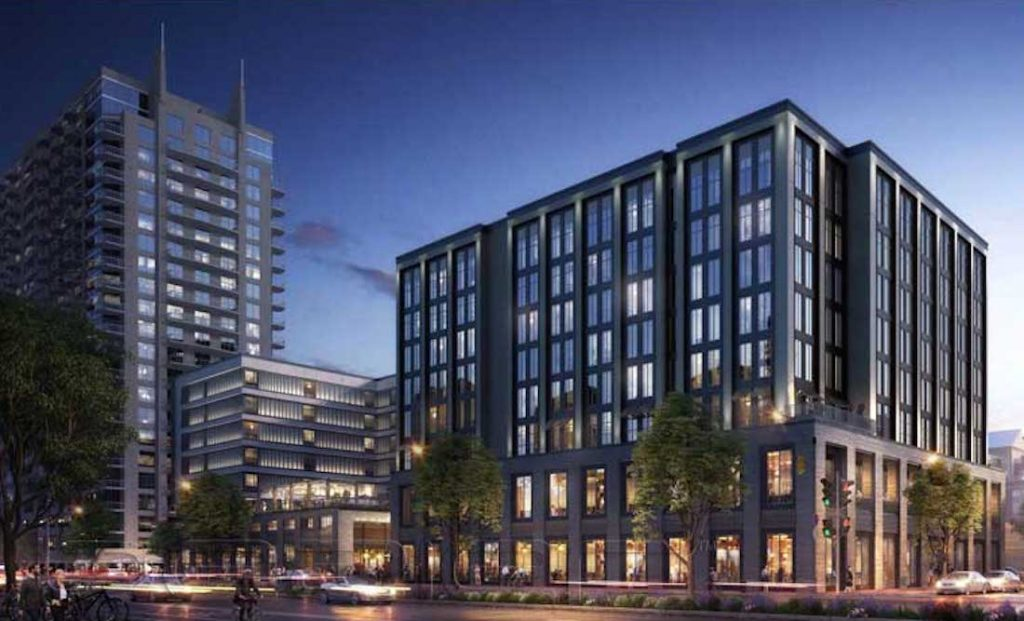 Peachtree Hotel Group Atlantic Station Dual Branded Hotel 2
