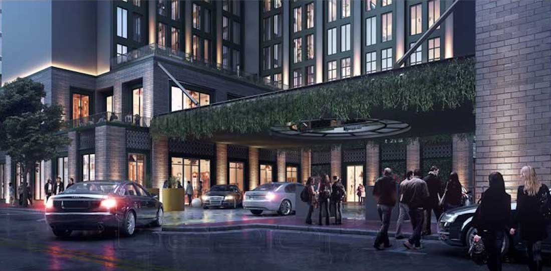 Peachtree Hotel Group Atlantic Station Dual Branded Hotel 3
