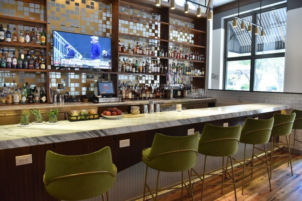 Rowdy Tiger Whiskey Bar and Kitchen - Midtown Atlanta