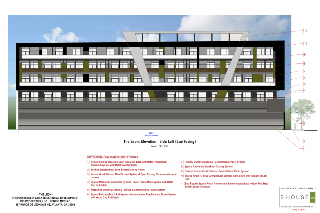 The Leon on Ponce Rendering 1