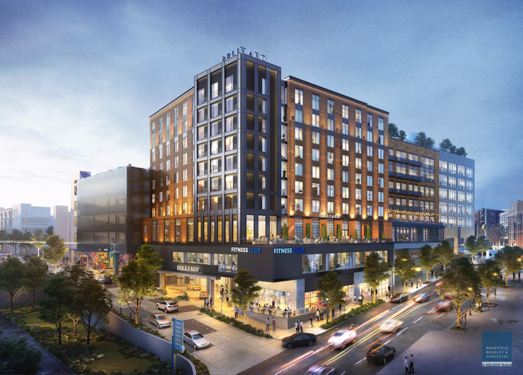 Bellyard Will Be Name Of Tribute Portfolio Hotel Planned