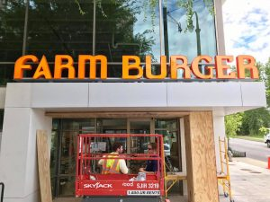 Farm Burger - Whole Foods Market Midtown - 1