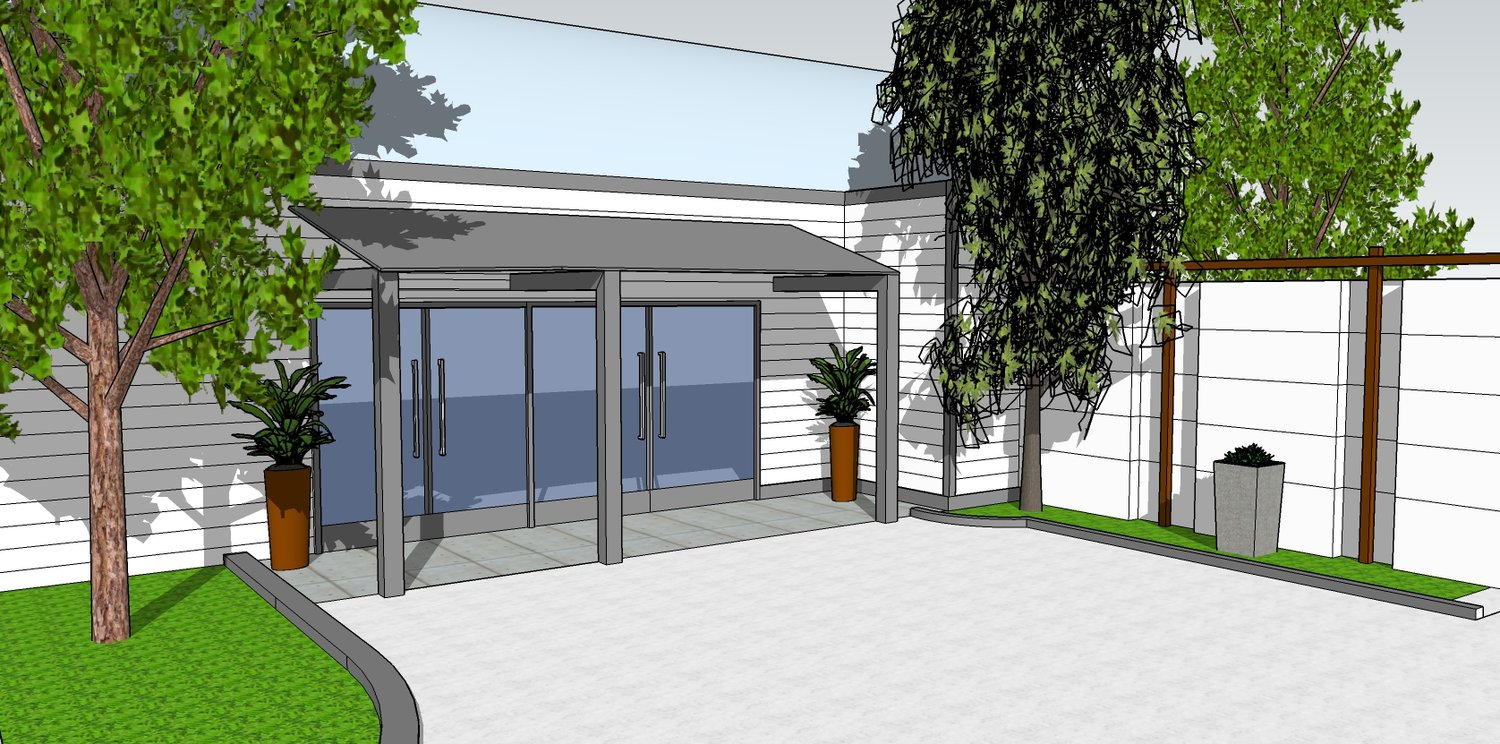 The Carlyle Venue - Rendering 1