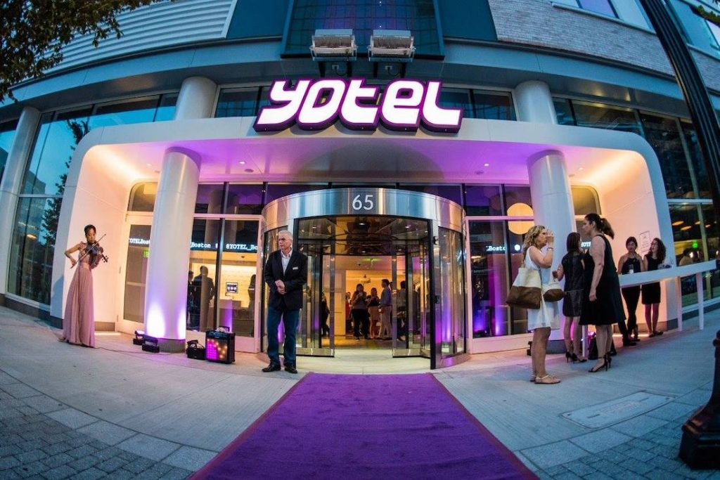 Yotel Boston