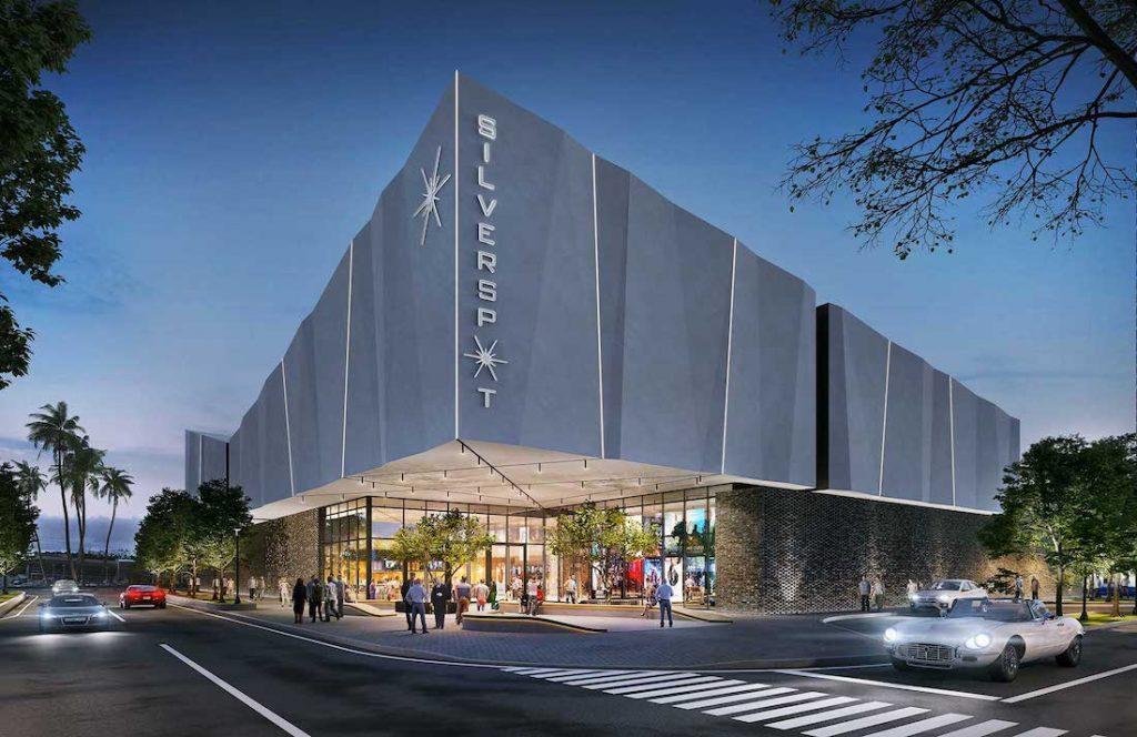 Silverspot Cinema The Battery Atlanta - Rendering 1